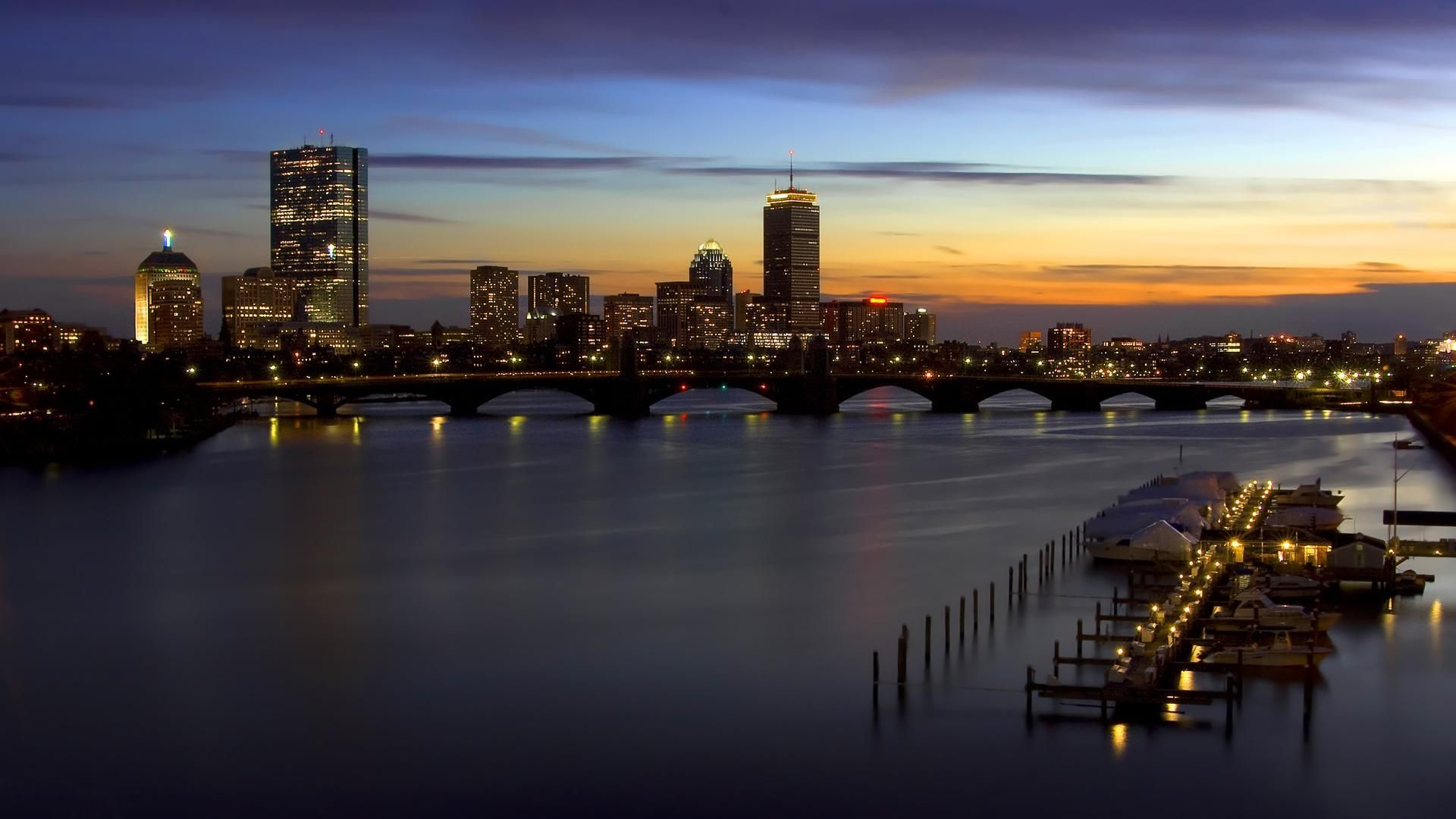 cityscapes Boston