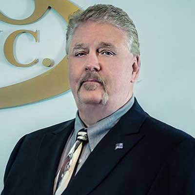 Joseph D. Alaimo, Chief Executive Officer