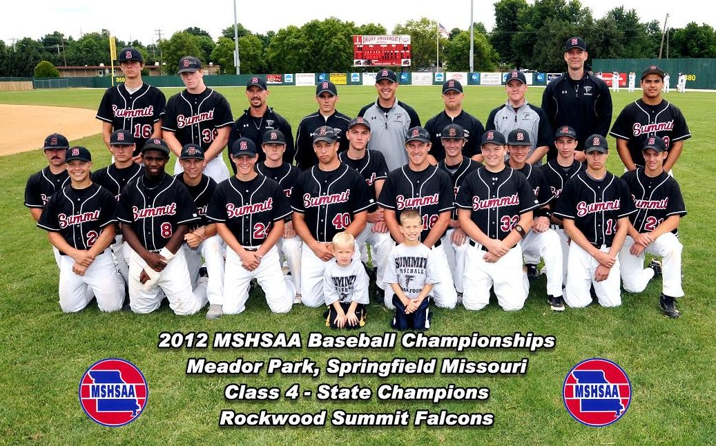 2012 Summit Baseball Championship Photo