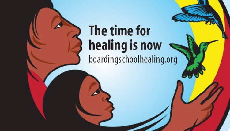 The time for healing is now