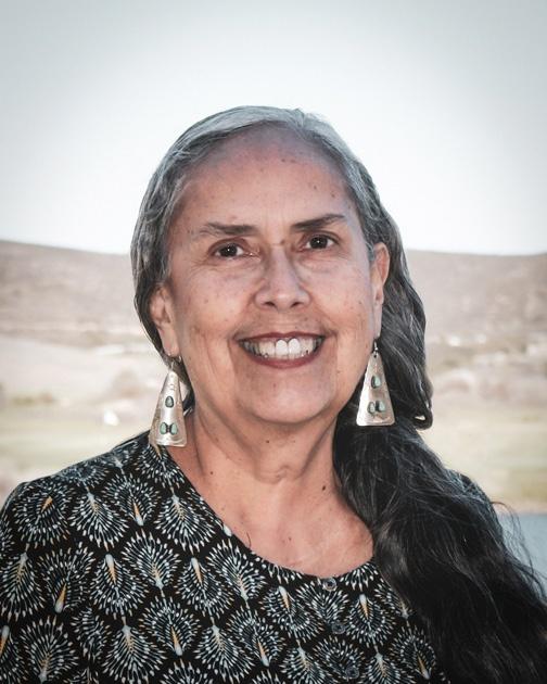 Sandra White Hawk