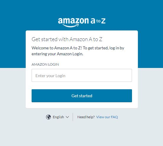 amazon hub login for employees