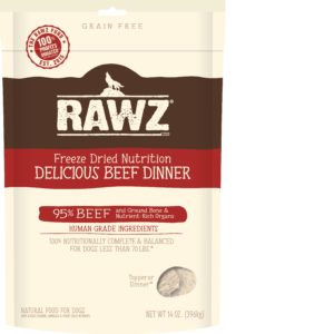 Freeze Dried Beef Dinner