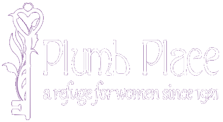 Plumb Place | Every woman deserves a place to call home