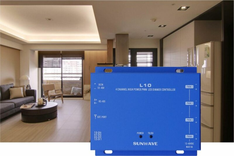 LED智能照明調光燈控系統