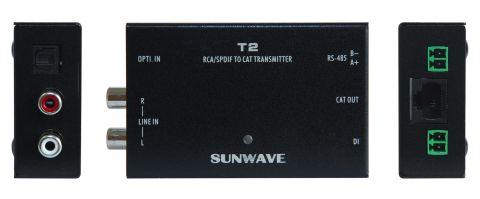 T2 Audio 音源轉換器