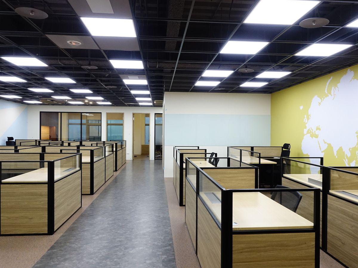 辦公室情境節能控制系統案例