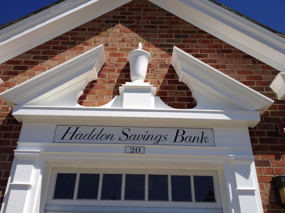Pedimont installed at Haddon Savings Bank