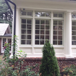 Custom Wooden Storm Windows From Victoriana East