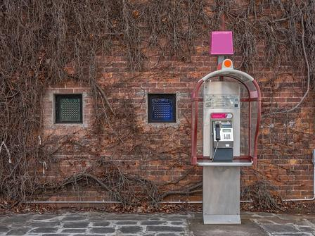I'm at a payphone - bp coyle