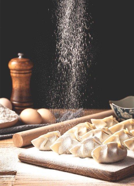 Dumplings (story by Vivian Leung )