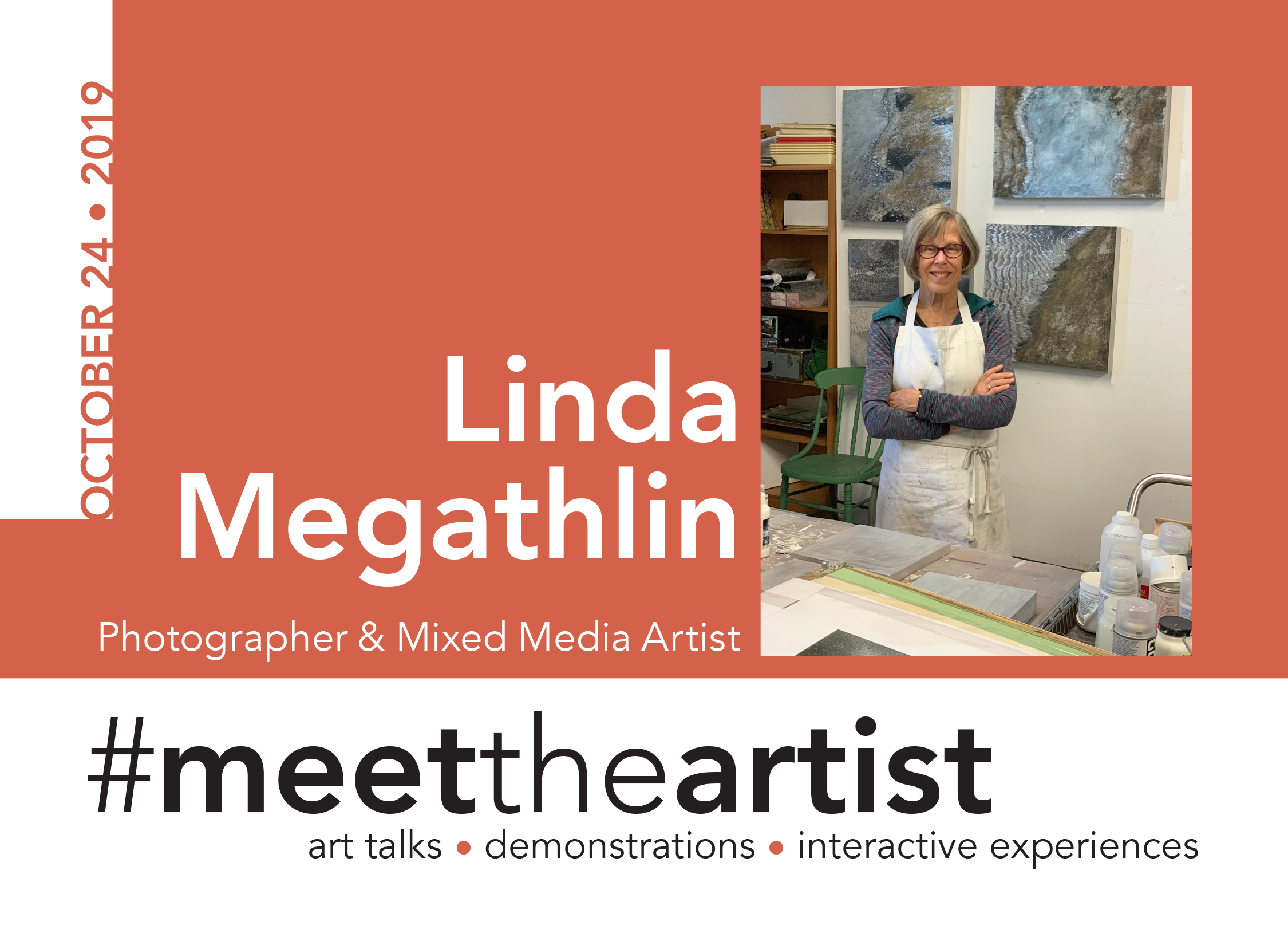 #meettheartist Linda Megathlin