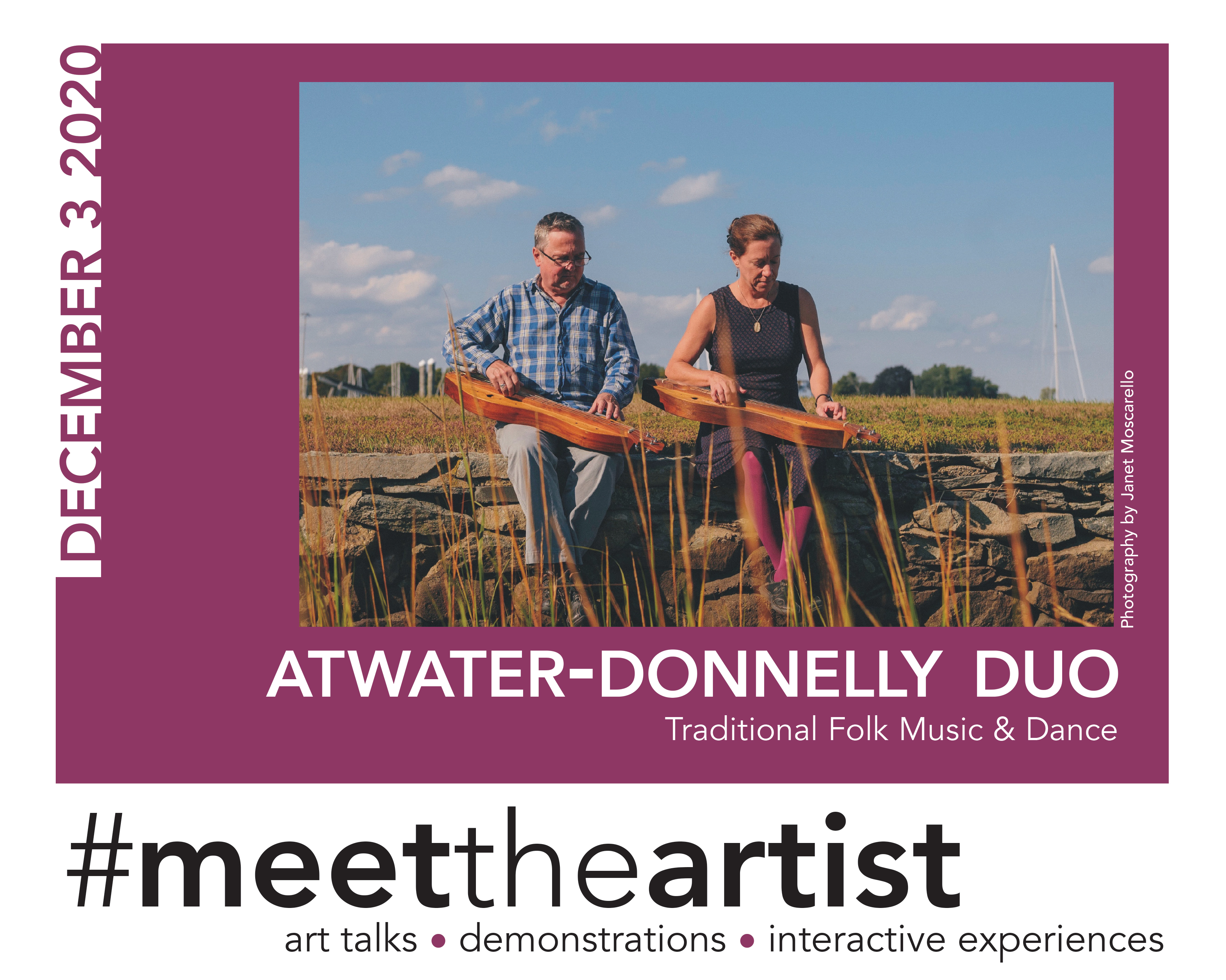 #meettheartist Atwater-Donnelly Duo