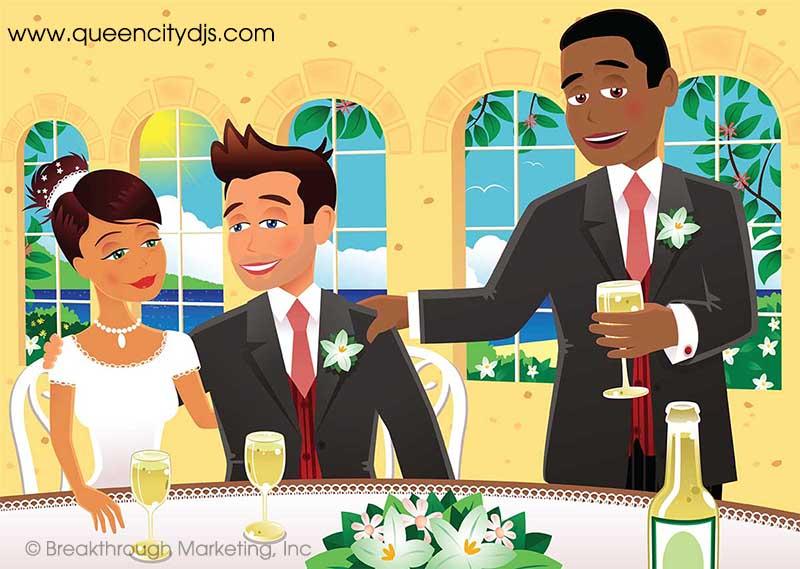 wedding toast script