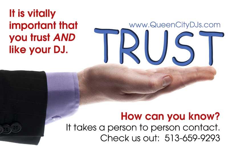 DJ integrity