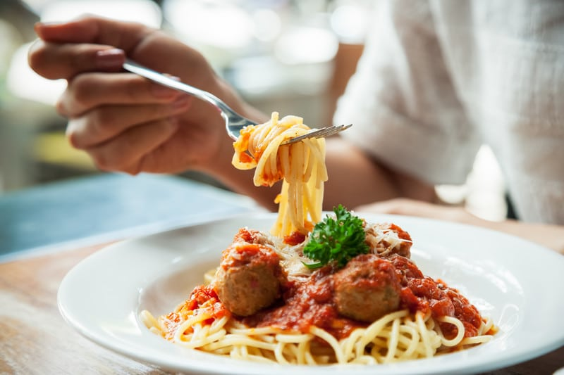 passionate spaghetti and meatball recipe
