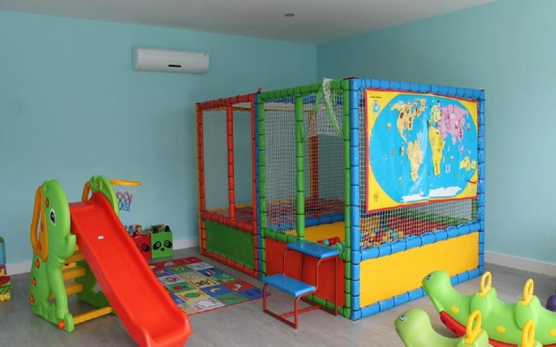 For Rent Inspirit Residence 1+1 apartment with garden