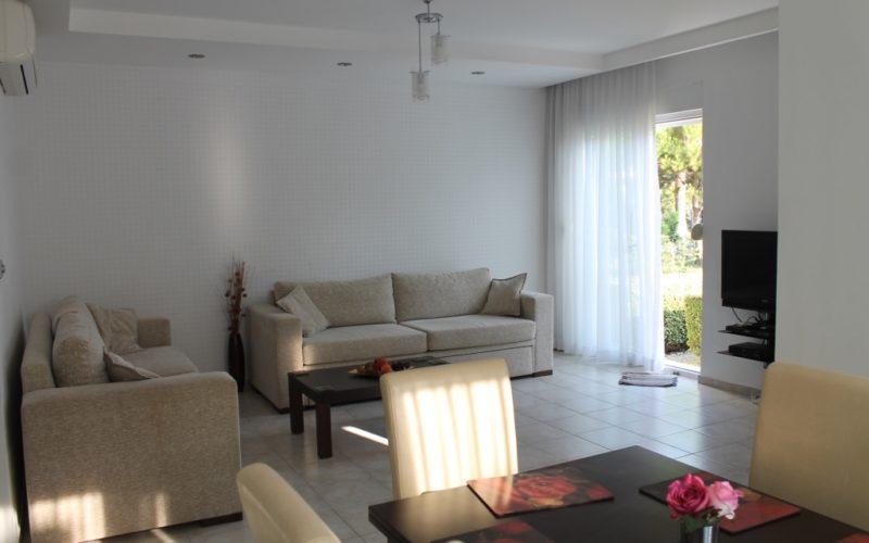 Aquarius Semi-Detached villa with garden for Rent