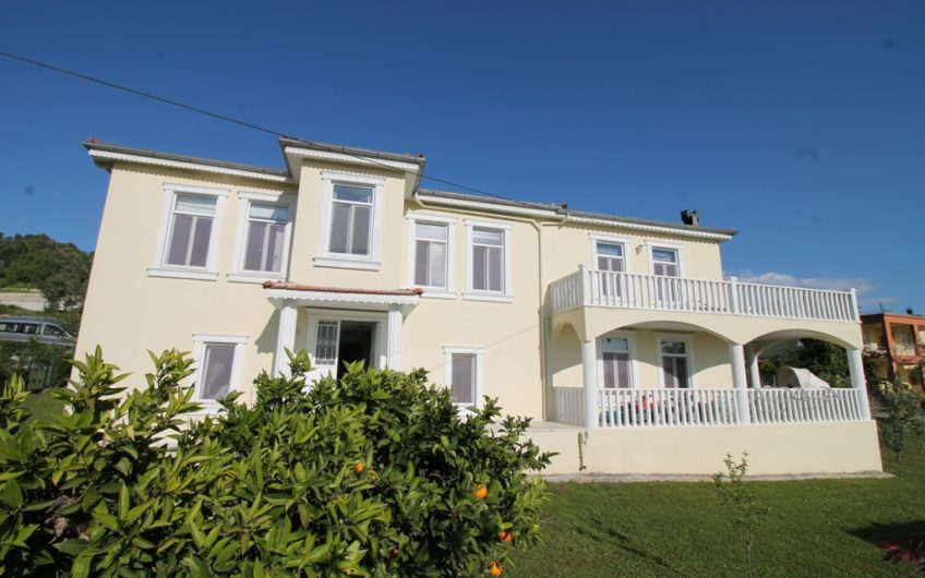 Manavgat Seydeler private villa with garden and pool