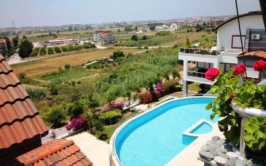Dream Hill Private pool villa in Ilica, Side