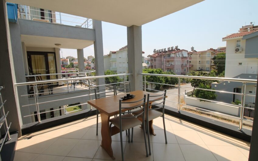 Side Garden 2 bedrooms duplex apartment