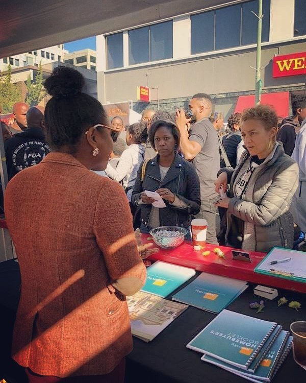 The New Oakland Community Outreach 6