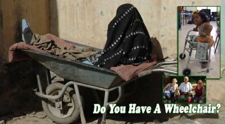do you have a wheelchair