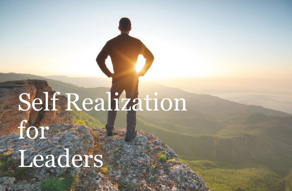 Self Realization for Leaders