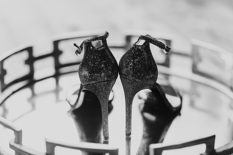 brides shoes, brides sparkly shoes