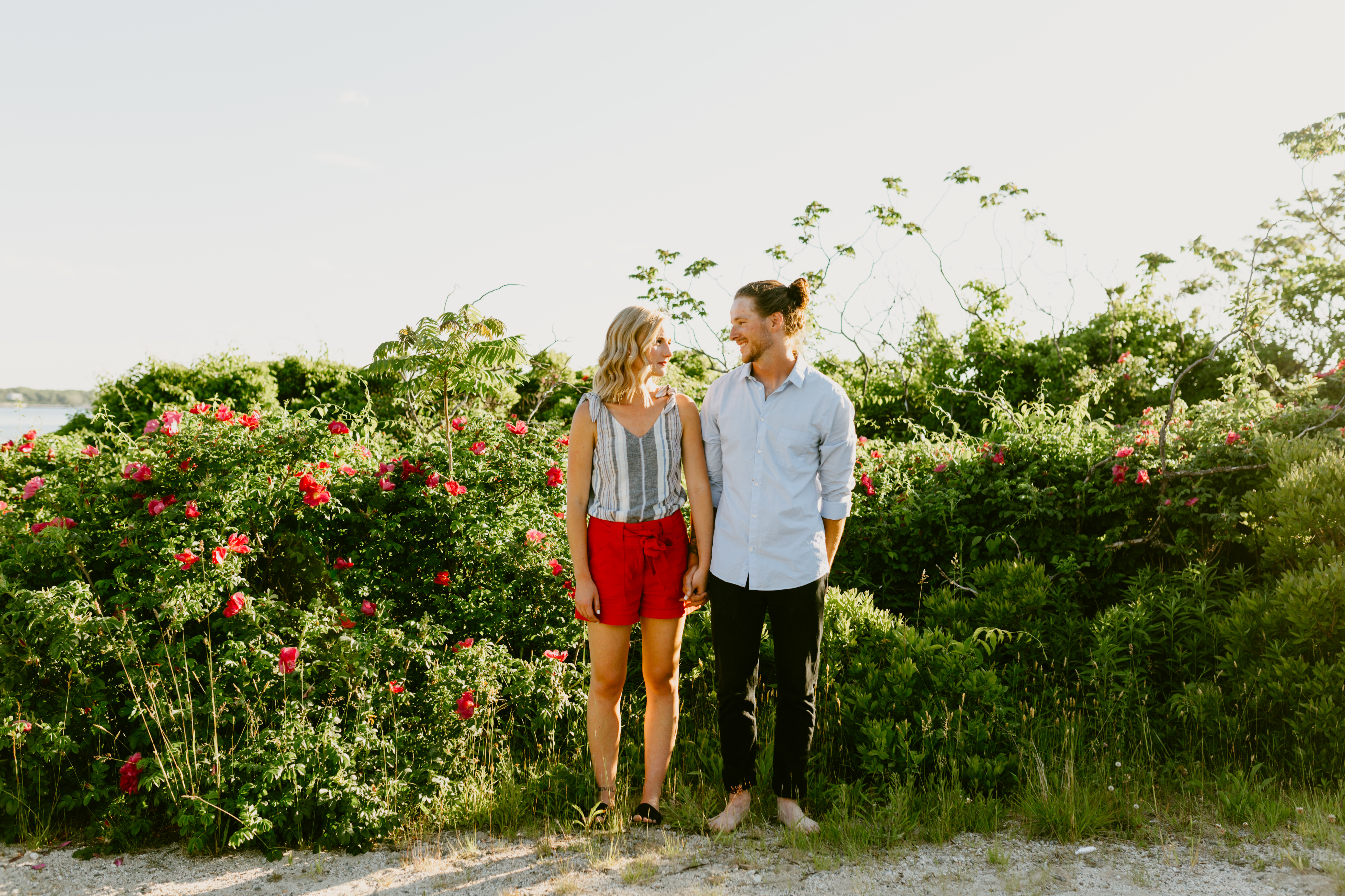 Sunsest Beach Engagement Session