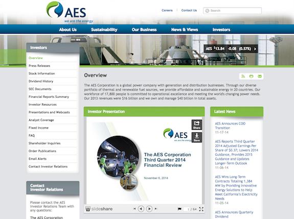 AES Big