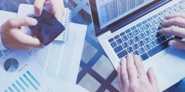 data investor relations