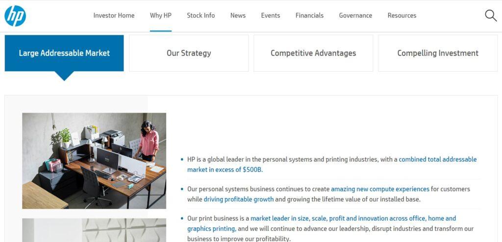 website HP