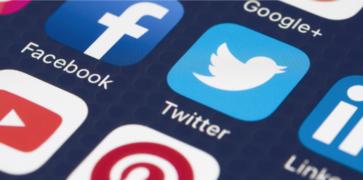 social media investor relations
