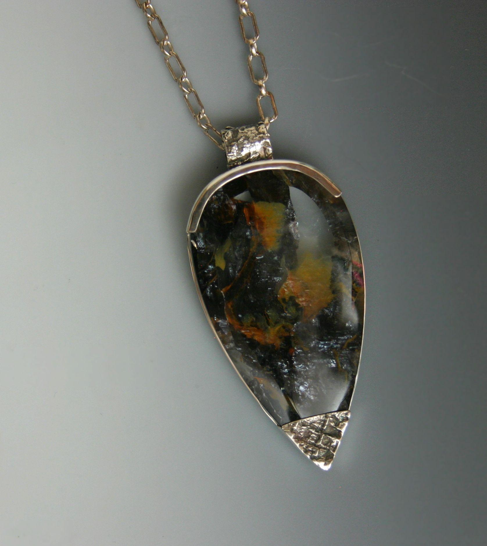 inclusion quartz