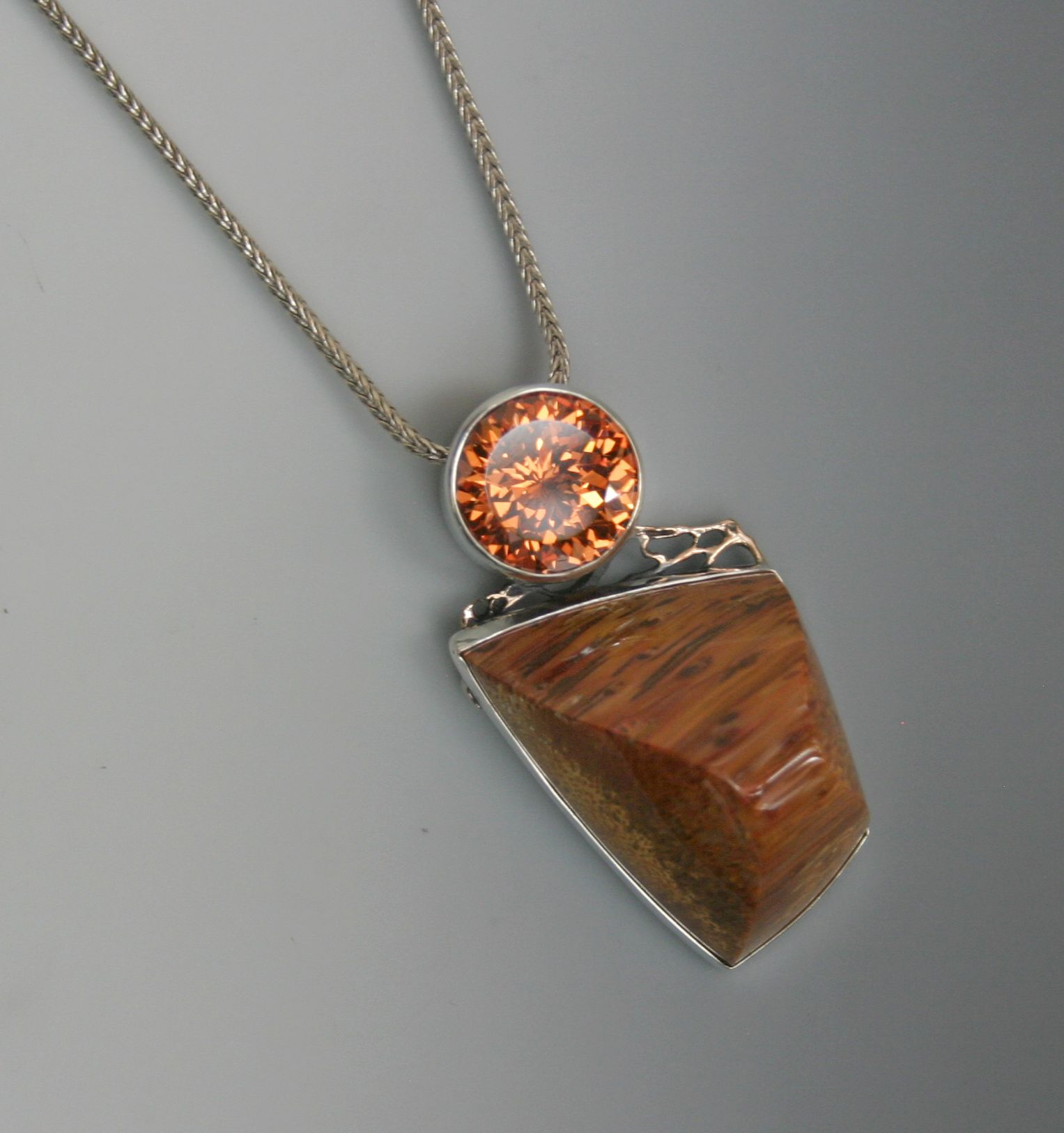 orange pet wood