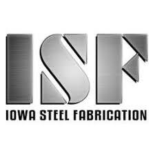 Iowa Steel Fabrication Logo