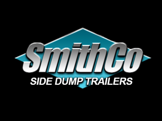 SmithCo Side Dump Trailer Logo