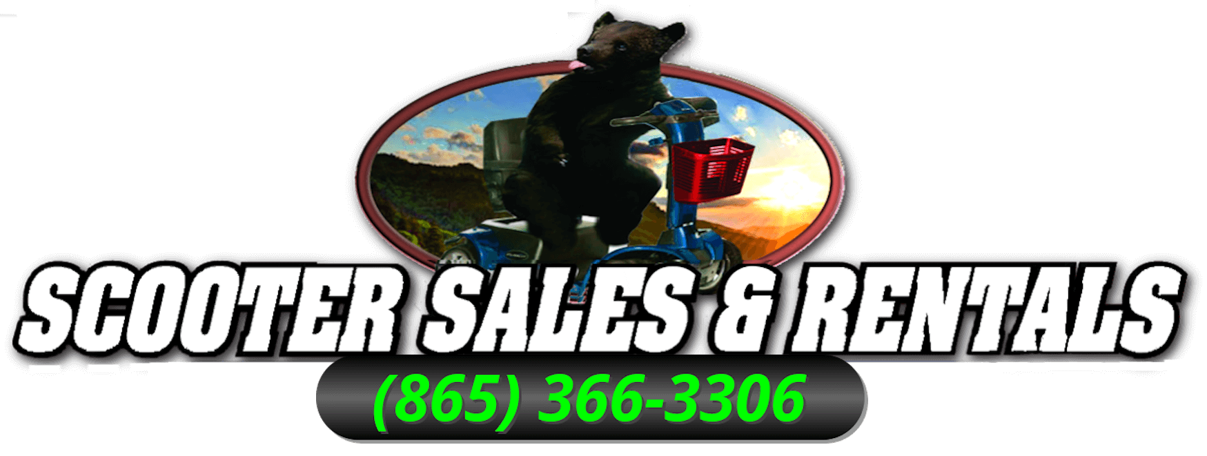 Scooter Sales and Rentals Logo