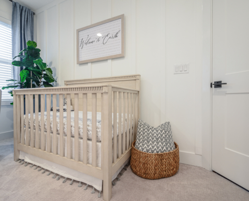 neutral crib
