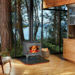 Lopi-Rockport-Wood-Stove