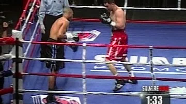 Roy Jones Jr. vs Omar Sheika