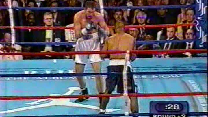 Roy Jones Jr. vs Clinton Woods