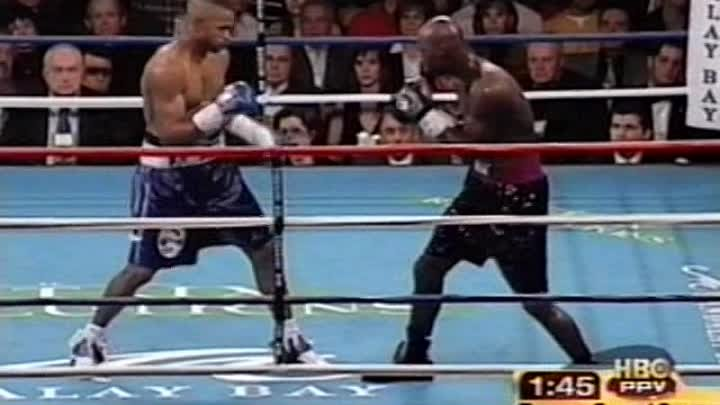Roy Jones Jr. vs Antonio Tarver