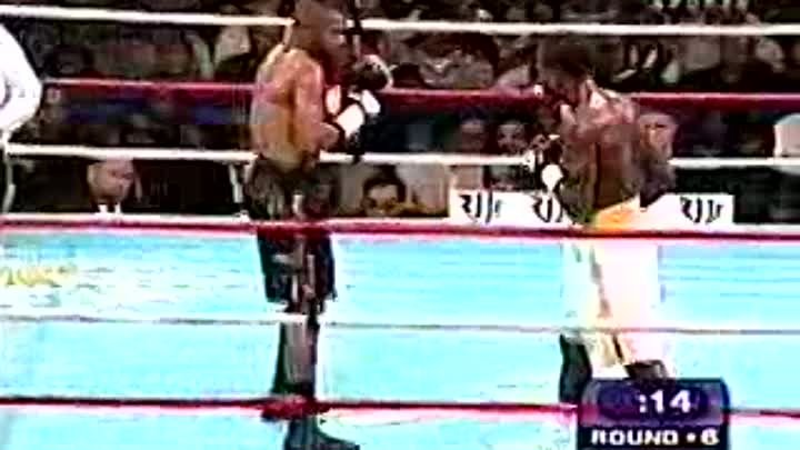Roy Jones Jr. vs Eric Harding