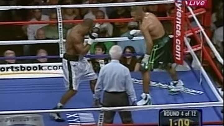Roy Jones Jr. vs Prince Badi Ajamu