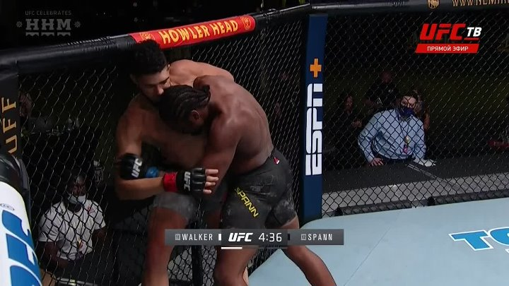 Johnny Walker vs Ryan Spann (UFC FIGHT NIGHT 178)