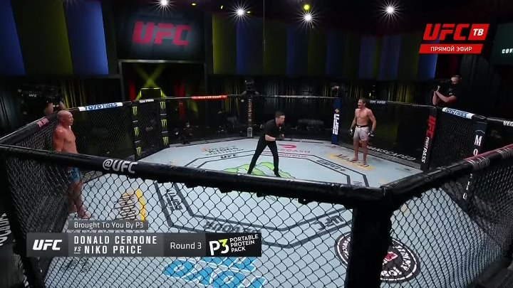 Donald Cerrone vs Niko Price (UFC FIGHT NIGHT 178)