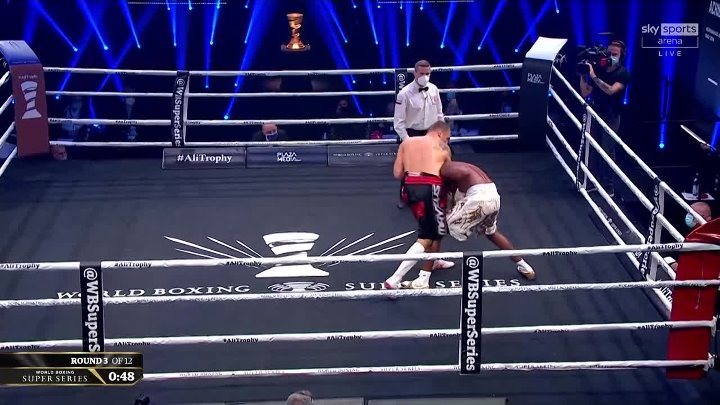 Yuniel Dorticos vs Mairis Briedis