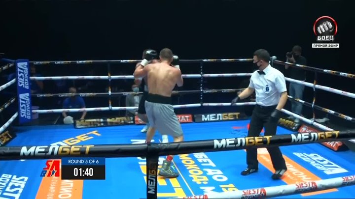 Ivan Murashkin vs David Rakhanaev